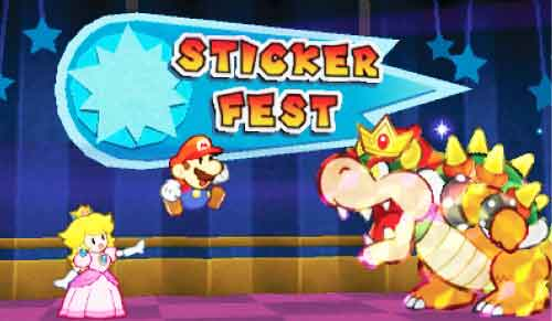 Paper Mario Sticker Star Review (3DS) | ragglefragglereviews