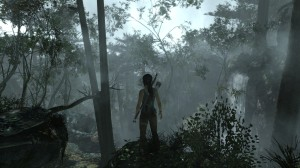 Tomb-Raider forest