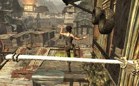 tomb raider shanty town