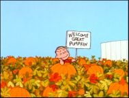 Linus Great Pumpkin