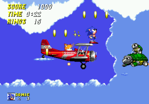 Sky Chase Zone