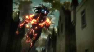 Erins new titan form