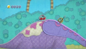 Kirby's_Epic_Yarn car