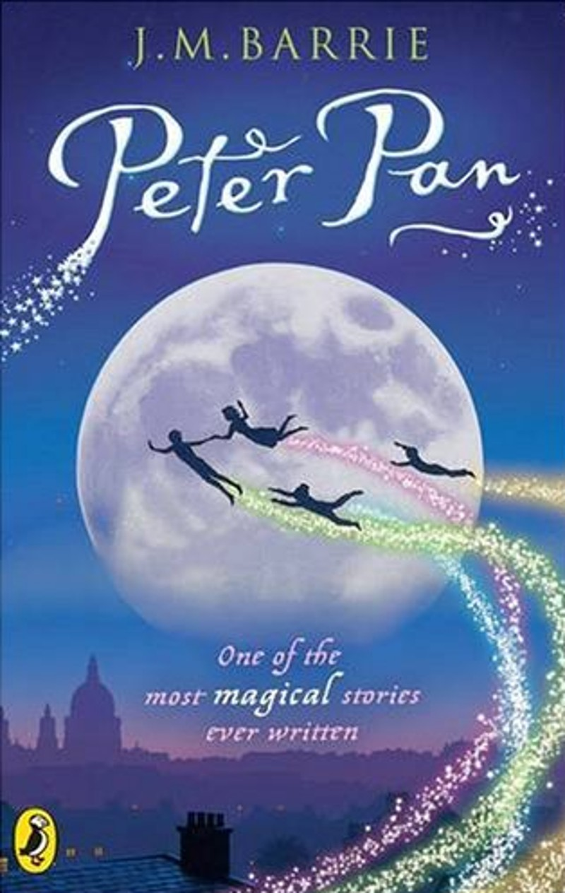 Book report on peter pan