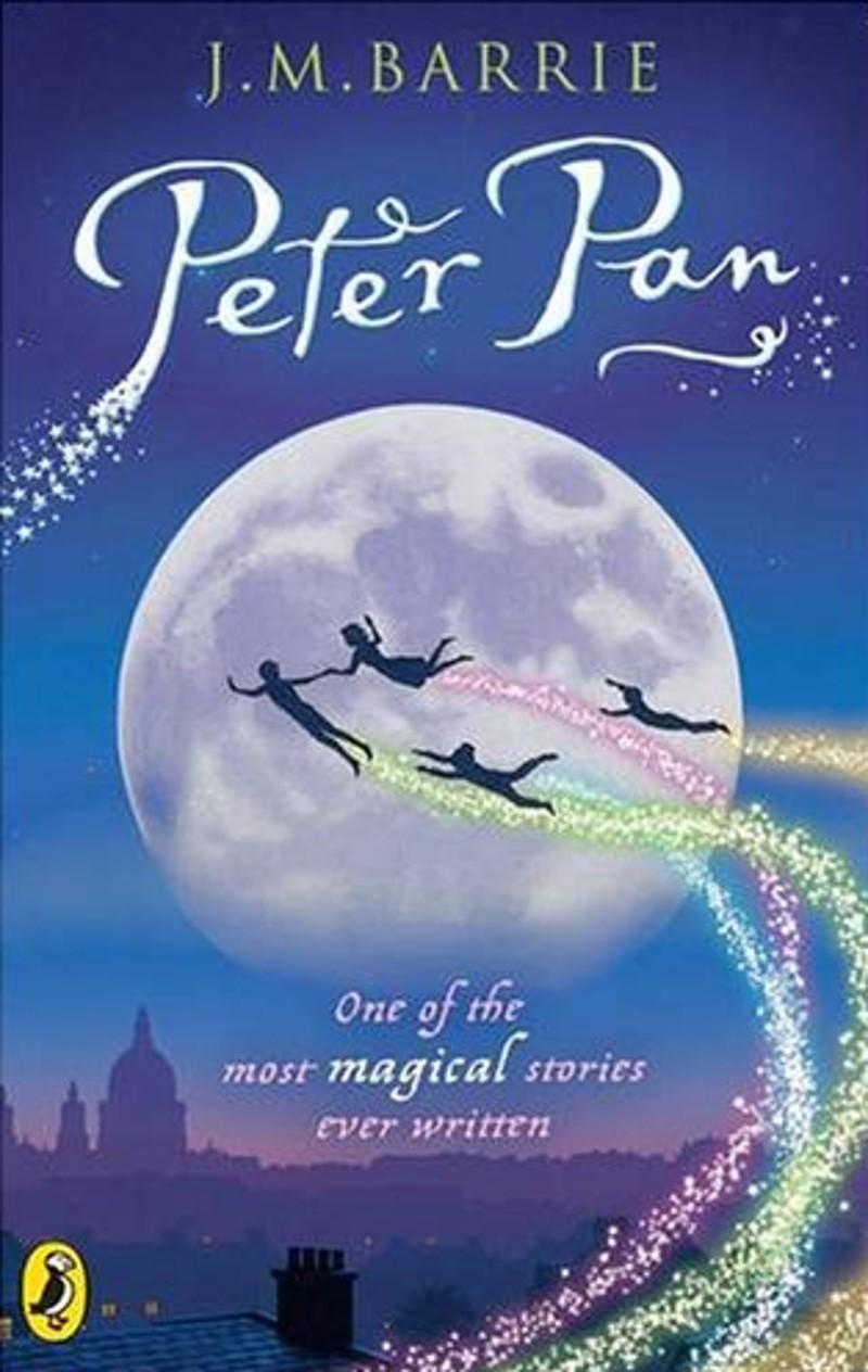 Book report on peter pan