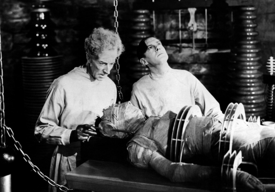 the faults in the creation of frankenstein Relationship between the creator and the creation in and the hope of healing the human faults to build monsters, creator, creation, frankenstein, jekyll.