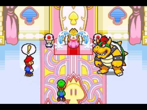 Mario And Luigi Superstar Saga Gba 3ds Review