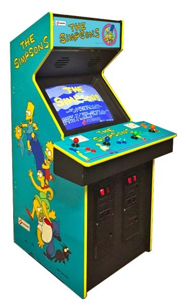 Simpsons-Arcade