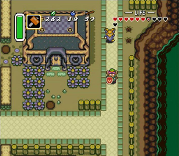 Zelda-LttP-Screenshot-1