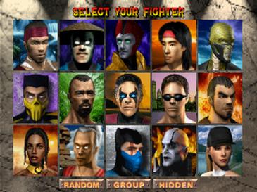 Mortal_Kombat_4_character_selection_screen