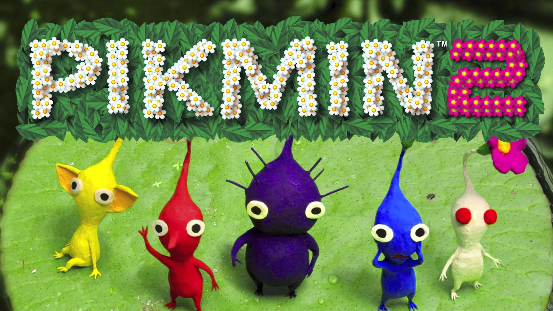 Pikmin 2 2004 Review Ragglefragglereviews