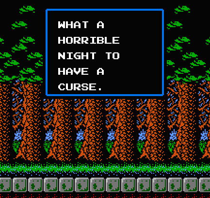 Castlevania-2-What-a-Horrible-Night-to-Have-a-Curse