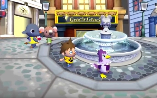 animal-crossing-city-folk-downtown-hub-screenshots-gameplay-review