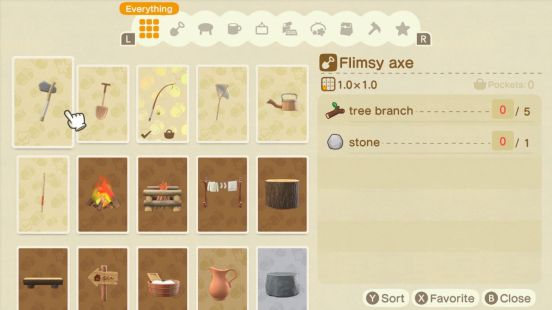 Animal-Crossing-New-Horizons-–-How-to-Craft-Tools-Furniture-and-Other-Items