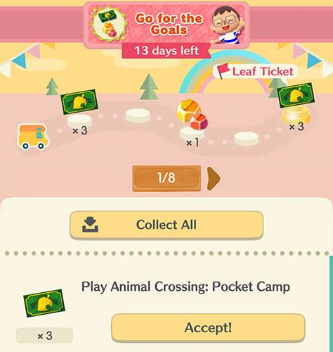 animal-crossing-pocket-camp-get-free-leaf-tickets-event-goals