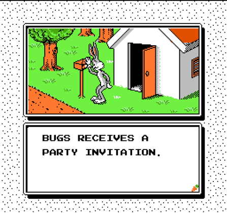 Bugs Bunny Birthday Blowout (Nintendo Entertainment System)